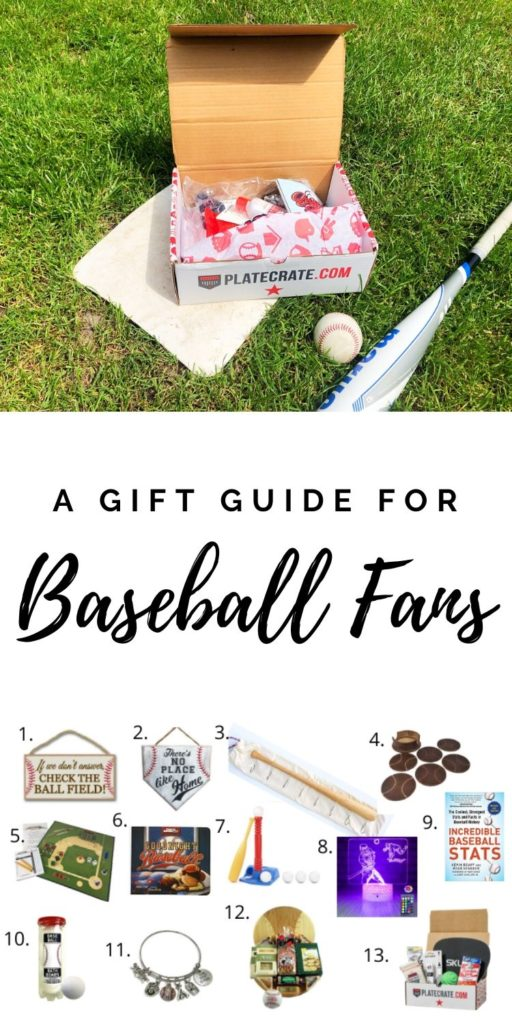 Are you looking for Baseball Gift Ideas for Christmas? We have the perfect things for your baseball fan!