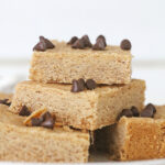 Close Up Chocolate Shortbread Bar