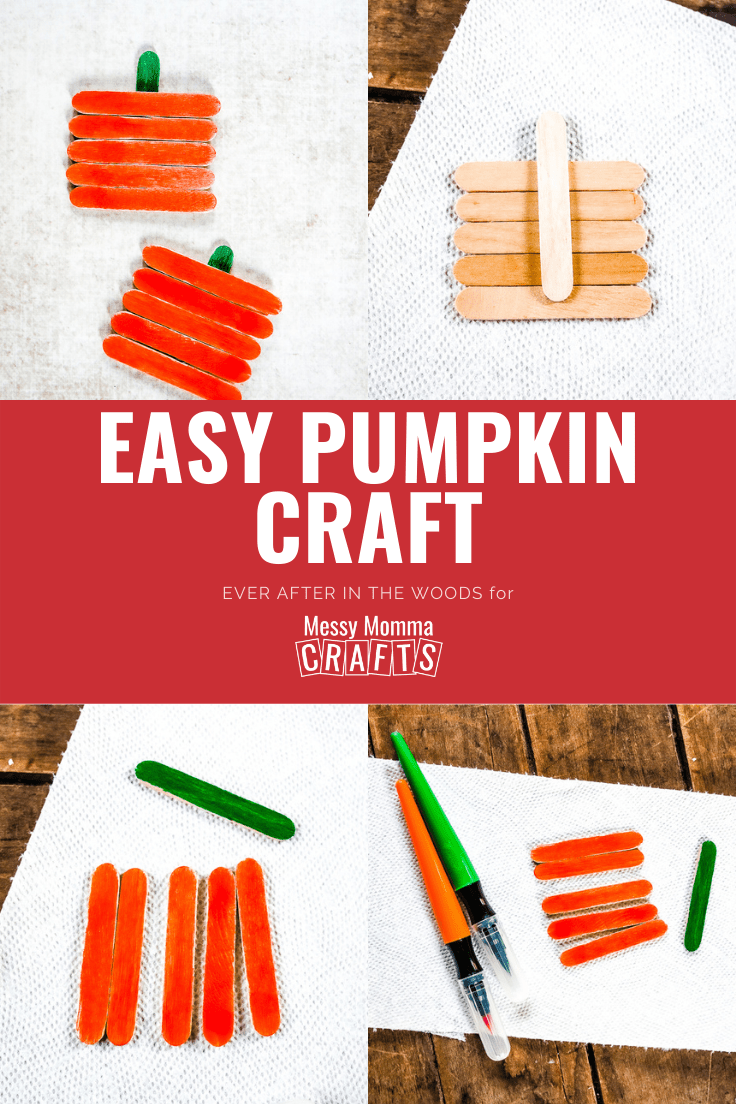 pumpkin fall craft